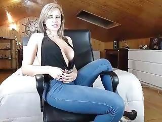amateur, blonde, masturbation, milf, webcam, sauvage