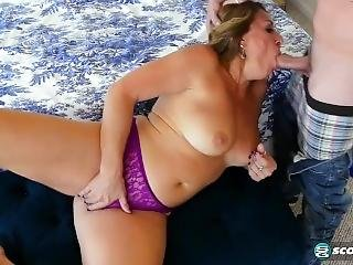 Redhead Milf Nympho Gets Pounded By J Mack
