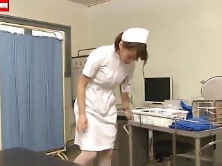 Genuine Creampie Sex With Hospital Nurses 2