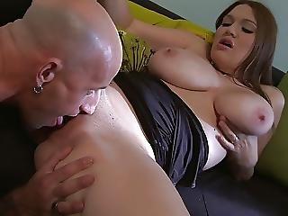 Cassandra Delivers A Steamy Titty Fucking In Pov