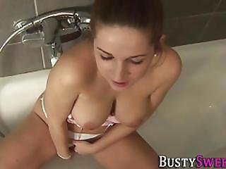 Busty Natural Teen Toys
