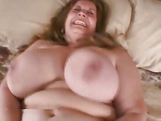 bbw, store bryster, bryst, numse, bedstemor, matur