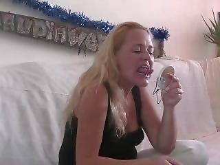Mirror And Tongue