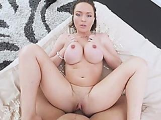 My Trouperky Busty Milf Stepmom Can Not Resist Big Cock