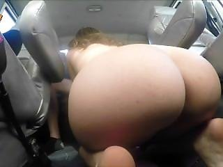 Backseat, Cumshot, Reality, Threesome, Truck