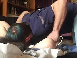 Master Teases And Pleases His Pet Slave
