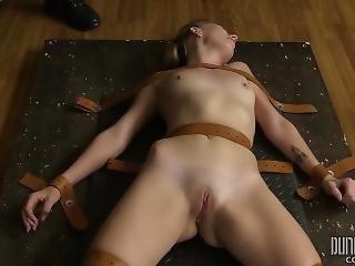 chick, bdsm, bondage, fetish, porno ster, Tiener