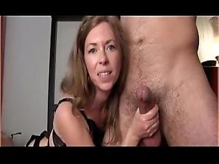 Hot As Hell Wife Really Knows How To Play With A Nice Big Cock