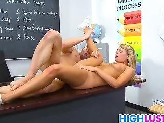 Sexy Schoolgirl Heather Starlet Gets Pounded