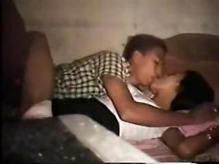 Married Indonesian Couple Makes Love And Cums Inside