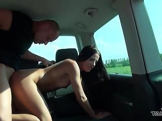 Takevan - Eveline Dellai Came To C What Is Our Van About & Ate Lots Of Cum