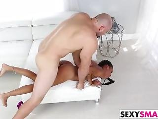 Petite Kendall Woods Gets Fucked