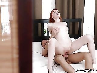 X-sensual - Redhead On Vacation