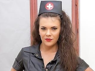 μαύρο, μελαχροινή, νοσοκόμα, Pov, πραγματικότητα
