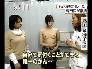Japanese Tits Medical Check