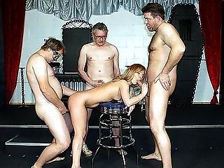 A Bukkake Party