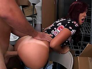 Good Ass Latina Like This..., Deserves It!