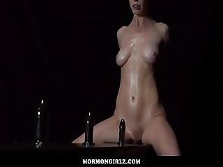 Mormongirlz- Two Girls Perform For The Creepy Older Man