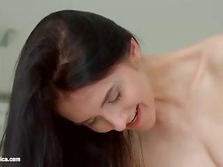Nina Dobrev Pussy Licked