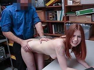 ficken, harter porno, büro, muschi, Jugendliche, uniform