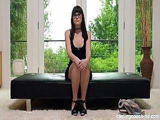First Time She Fucked A Black Guy Cums Multiple Times