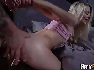 Daughter Fucks Dad