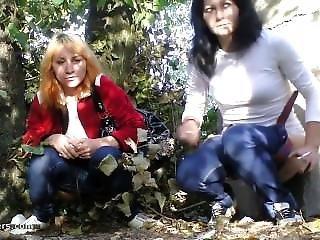 Fetysz, Siki, Publicznie, Rosjanka