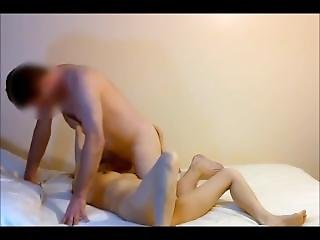 Asian Mature Lady Gets Face Fucked.