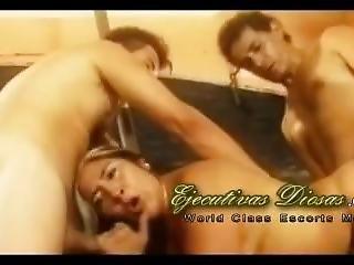 Trio Swingers En Cordoba Argentina - Sierras Al Palo