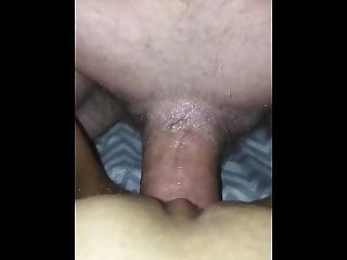 Viv Fucks Her Clit And Takes Cock Balls Deep!