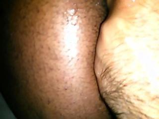 Derrick Sucking Jamaican Kadeen Pussy ...