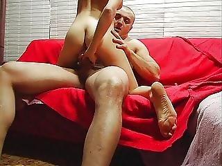 Sexy Blonde Home Made Movie
