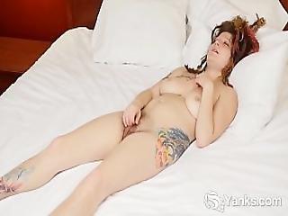 Pierced Yanks Girl Misty Trips