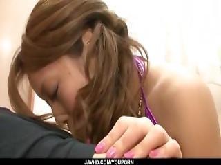 Tsubasa Tamaki Plays With Cock In Pov Oral