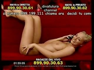 Maya Gold - Diva Futura Live