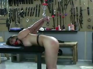 Nine Yards Of Punishment