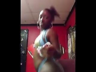 Atx Stripper With Huge Ass