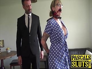 Seeing How Gleefully Madison Stuart Swings By To Visit Her Old Friend Pascal Has Gotten Us Wondering On Whether She Wants More Rough Sex!