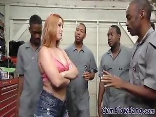 Blowbang,gangbang,groupsex,interracial,bigcock,bigdicks,blowjob,cocksucking,hardcore,hd,handjob,bukkake,facial,redhead, Bukkake, Interracial, Handjob, Redhead Gets Bukkaked