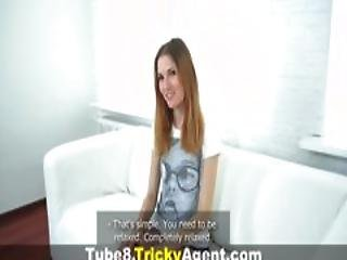 Tricky Agent   Fucked On Cam For The First Time