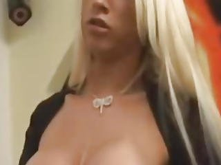Pretty Hot Nasty Shemale Do Awesome Bareback Fuck
