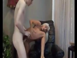 Young Boy Fuck Hot Busty Milf