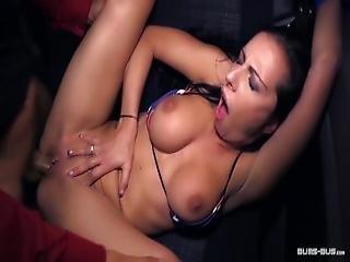 Bumsbus   Deutscher Porno Mit Texas Patti %26 Conny Dachs Beim Hardcore Fick