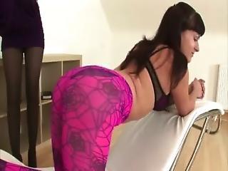 Lady Sonia Teaches Slut