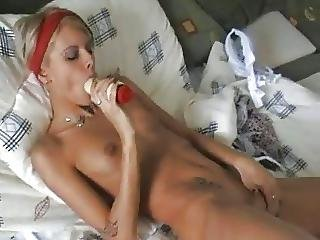 Amateur, Hungarian, Masturbation