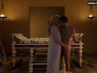 Viva Bianca - Full Frontal Nude, Topless Sex Scenes - Spartacus