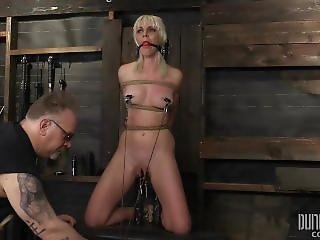 Marie Mccray Bondage Rope Torment 1