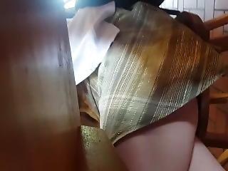 Amatoriale, Piedi, Fetish, Piede, Gambe, Milf, Sexy, Scopata Sul Tavolo