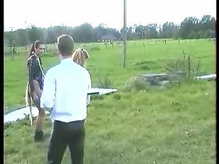Fetish Girls Goes Pony Ride