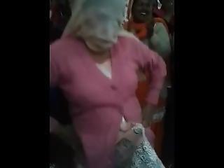 Desi Aunties Playing With Dildo